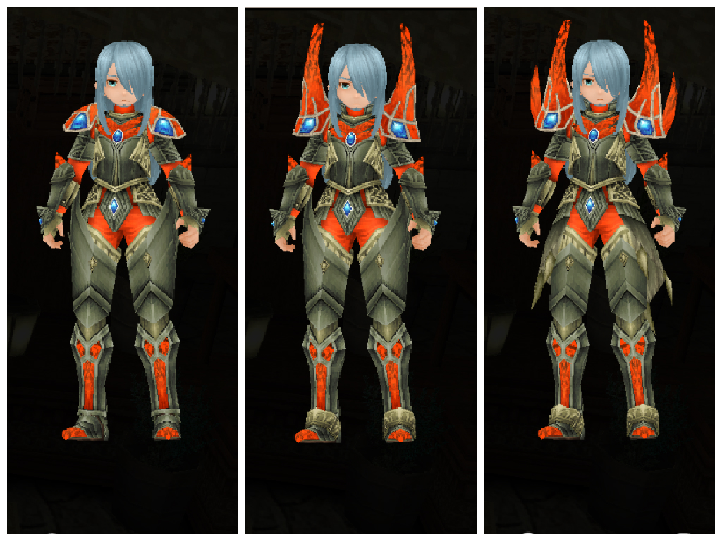 Armor Toram Online An armor set bonus is a special skill or buff boost that will become active when you are wearing all pieces of a most armor sets will require you upgrade it at least twice at great fairy fountains. armor toram online